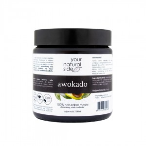 Your Natural Side Masło awokado 100 ml